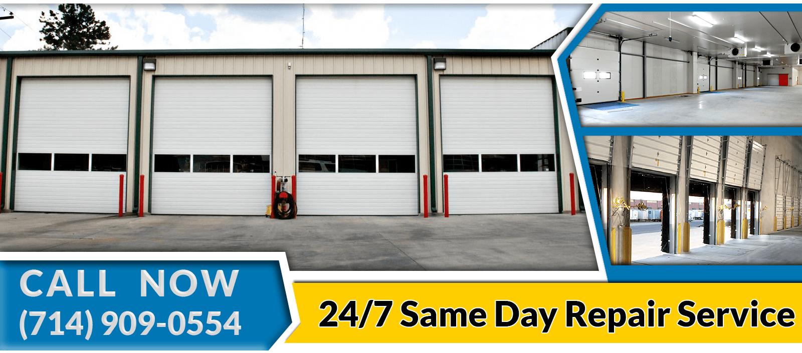 Commercial Garage Door Repair And New Installation